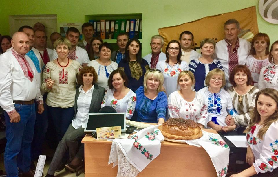 Cемінар-зустріч колективу КС «Кредит-Союз»