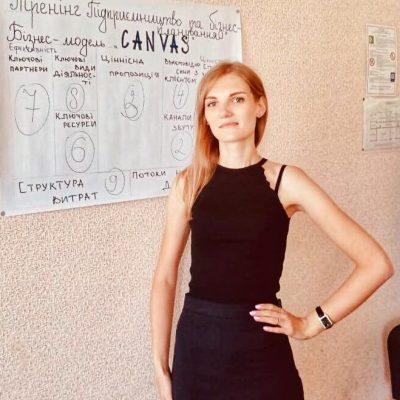 Тренінг «Підприємництво та бізнес – планування» для жінок