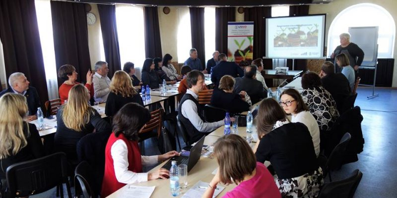 Щорічні збори учасників Робочої групи КЕП