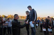 Легкоатлетичний турнір памяті Миколи Шевченка