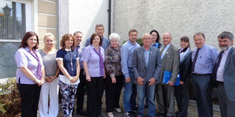 Поглиблення співпраці між НАКСУ та Ірландською Лігою кредитних спілок