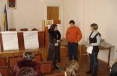 Тренінг в м. Корсунь – Шевченківкий