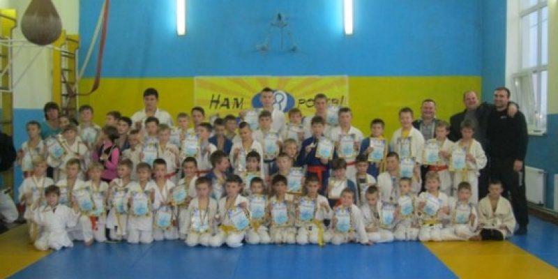 Турнір з боротьби дзюдо серед юнаків та дівчат