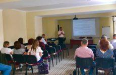 Cемінар проекту «Аграрні розписки в Україні»