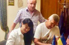 """Підписання договору між КС """"Кредит-Союз"""" та «Українська ключова ініціатива»(УКІ)"""